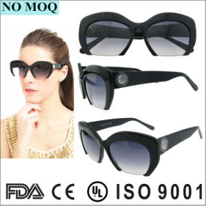 New Designed Sunglass with Black Frames and Polarized Lense pictures & photos