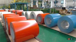 PPGI/PPGL Building Material Roofing Sheet--Color Coated Steel Coil pictures & photos