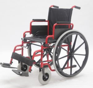 Steel Manual, Folding, Wheelchair, (YJ-005C) pictures & photos