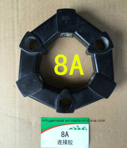 Excavator Connect Glue Rubber Coupling 8as