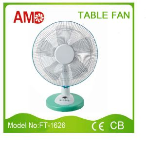 "Hot-Sales Good Quality 16"" Table Fan (FT-1626) pictures & photos"
