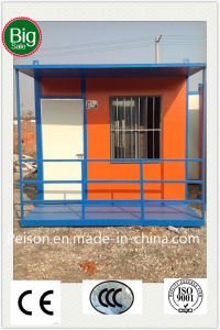 Easy Installation Modular Prefabricated/Prefab Construction Mobile House pictures & photos