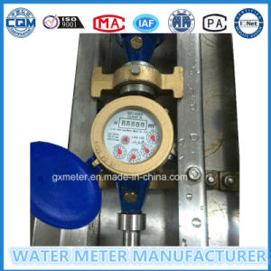 """1/2""-""1"" Iron Multi-Jet Vane Wheel Dry Type Water Meter pictures & photos"