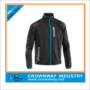 Men Windbreaker Outdoor Waterproof Running Jacket pictures & photos
