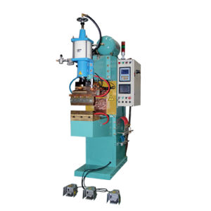 Heron 440kVA Mfdc Press Welder for Wire Mesh