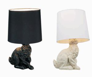 Fancy Modern Design Decoration Rabbit Resin Table Light (KA1014T) pictures & photos