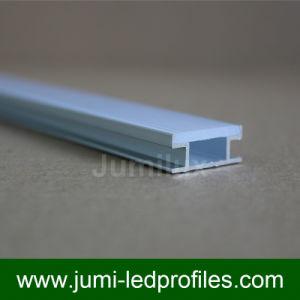 T Shape Aluminum LED Profile for Floor pictures & photos