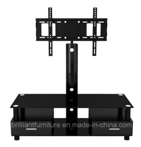 MDF Home Furniture LCD TV Cabinet Stand with Bracket (BR-TV331)