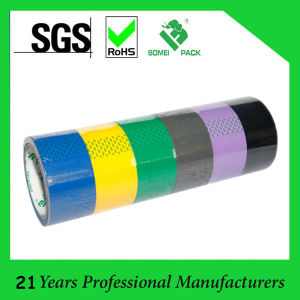 Wholesale Cheap Price Colored BOPP Packing Tape pictures & photos