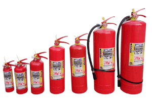 Portable Dry-Powder Fire Extinguisher (HX-E1) pictures & photos