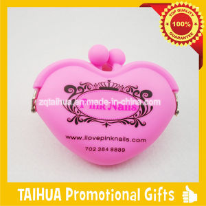 Silicone Purse, Silicone Wallet, Coin Wallet with SGS pictures & photos