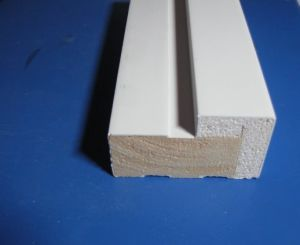 Wood Window Frame Moulding, Photo Framing Profile Wood Moulding with Cheap Price pictures & photos