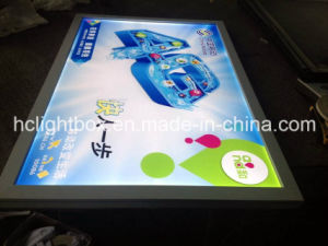 High Brightness LED Shopping Mall Aluminum Advertising Light Box pictures & photos