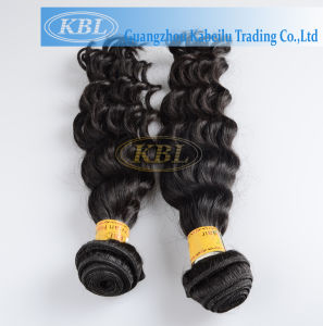 Great Quality Peruvian Deep Wave Human Hair pictures & photos
