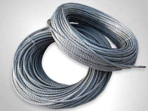 Hot DIP Galvanized/ E. Galvanized Wire Rope with High Quality pictures & photos