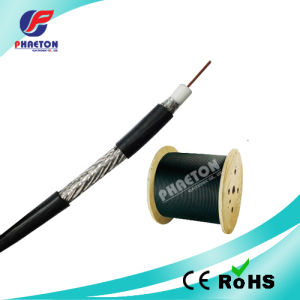 Dual Shielding Rg11 Outdoor RF Coaxial Cable for CATV pictures & photos