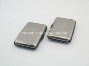 Aluminum Credit Card Holder, Name Card Case Manufacturer pictures & photos