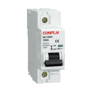 Nc100h Mini Circuit Breaker 10ka IEC 60947 pictures & photos