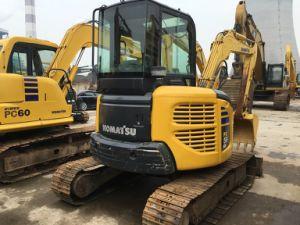 Used Komatsu PC55mr Excavator, Used PC55mr Excavator