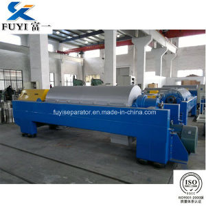 Lw Series Horizontal Spiral Decanter Centrifuge for China Clay