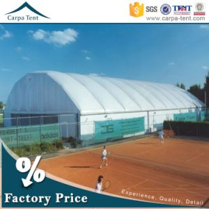 Re-Locatable Fire Proof PVC Fabricated Structure Big Sports Structure Tent for Tennis Courts, Football Pitches, Horse-Riding, Ice Rink pictures & photos