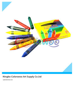 8 Colors Classic Non-Toxic Crayons for Students and Kids pictures & photos