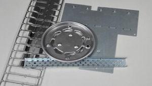Aluminum Punching Parts for Fingerprint Scanner Door Lock, Fingerprint Door Lock pictures & photos
