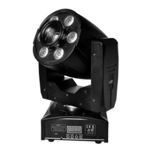 Stage Lighting 6*8W Rbgw 4in1 Spot Zoom Mini LED Moving Head pictures & photos