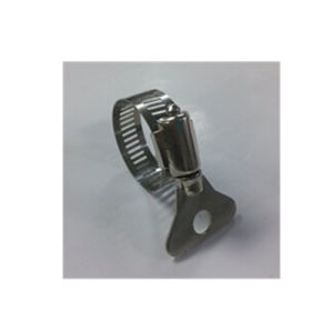 Small Stainless Steel Clamp for Pipe pictures & photos
