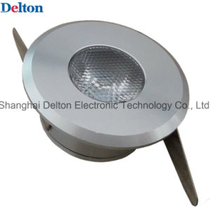 1W Round Mini LED Cabinet Spot Light (DT-ZBD-007A) pictures & photos