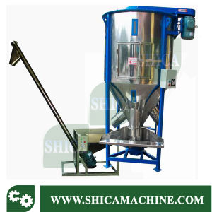 Hot Sale Plastic Granules Blending Machine Color Blender pictures & photos