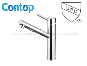 Cupc Approval Pull-out Sink Faucet pictures & photos