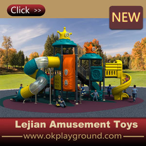 Ce Amazing Kids Outdoor Plastic Playground for Park (X1507-12) pictures & photos
