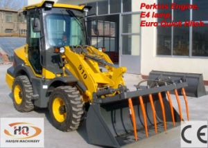 CE Multi-Function Wheel Loader with European Fork pictures & photos
