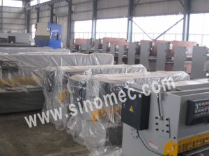 Hydraulic Shearing Machine QC11k-8X5000 pictures & photos