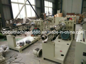 PE Double Pipes Extrusion Machine