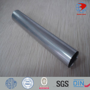 Hot Dipped Galvanized ERW Carbon Steel Line Pipe pictures & photos