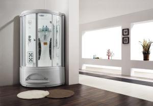 Monalisa Freestanding Acrylic Fiberglass Shower (M-8209) pictures & photos