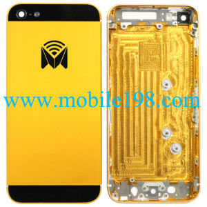 Yellow OEM Housing Rear Cover for Apple iPhone5 pictures & photos