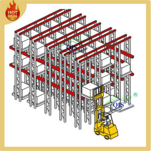 Heavy Duty Warehouse Steel Storage Drive in Rack System pictures & photos