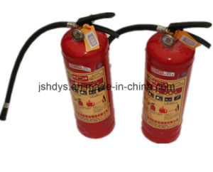 3kg Portable CO2 Fire Extinguisher (alloy-steel, GB4351.1-2005) pictures & photos