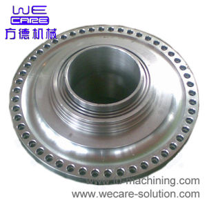 Custom Spare Parts Precision CNC Machine Part with Anodizing pictures & photos