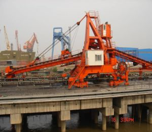 Mobile Type Ship Unloader pictures & photos