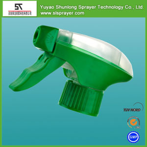 Popular and Various Closure Plastic Red Garden Perfume Trigger Sprayer Water Triger Sprayer pictures & photos