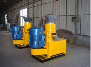 Flat Die Small Animal Feed Pellet Mill pictures & photos