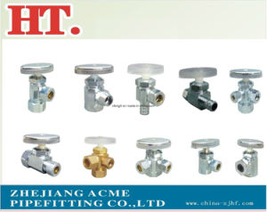 Forged Brass Angle Valve or with Chrome Plating pictures & photos