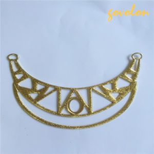 Customized and Fashion Alloy Neckline pictures & photos