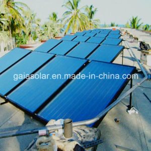 2015 Well Sell Solar Water Thermal Collector Selective Plated pictures & photos