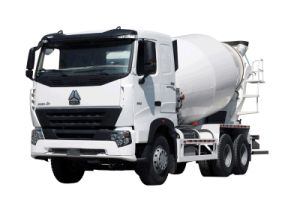 Professional Supply Concrete Mix Truck of 8m3