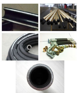 En856 4sp Oil and Water Based Hydraulic Fluids Hydraulic Hose pictures & photos